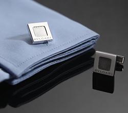 宝格丽(Bvlgari)袖扣 & 领带夹