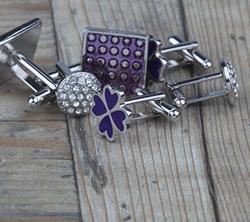 拉斐尔(Raffaello)袖扣 & 领带夹