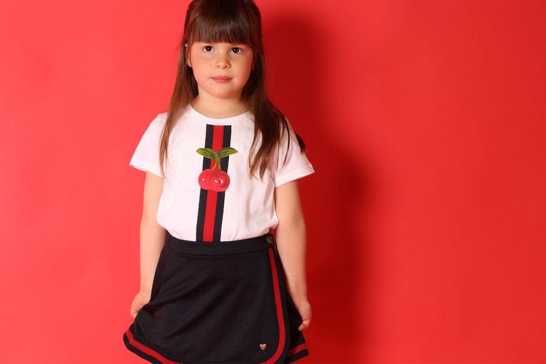 古驰(Gucci)女童宝宝服装