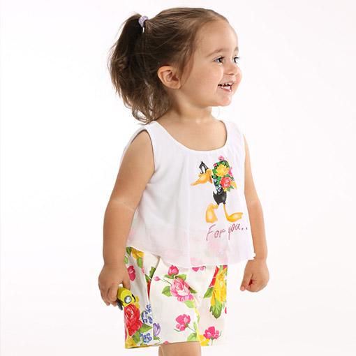 Monnalisa女童宝宝服装