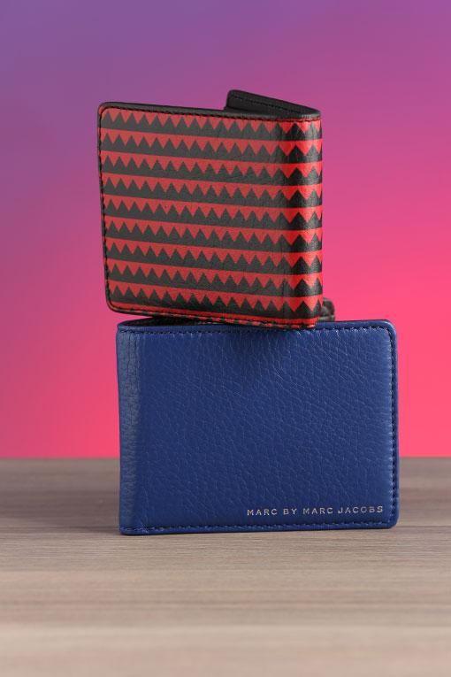 马克·雅可布(Marc Jacobs)男士钱包