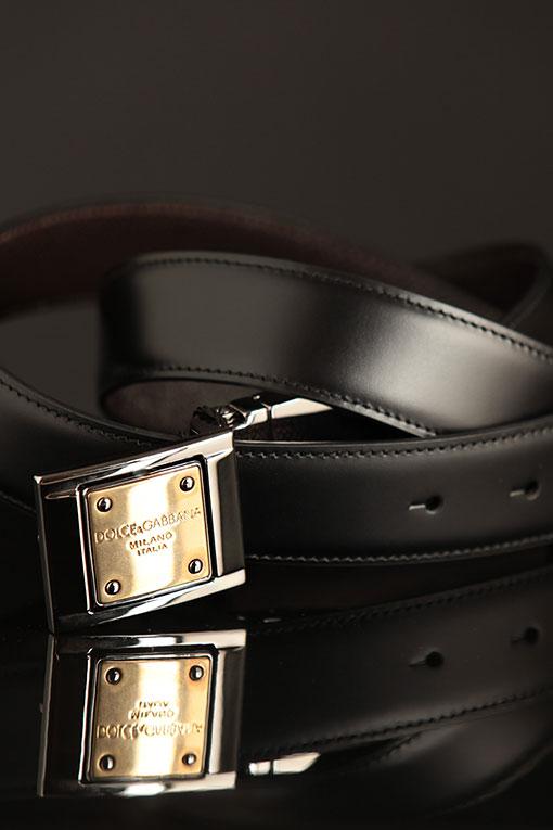 杜嘉班纳(Dolce & Gabbana)男士腰带