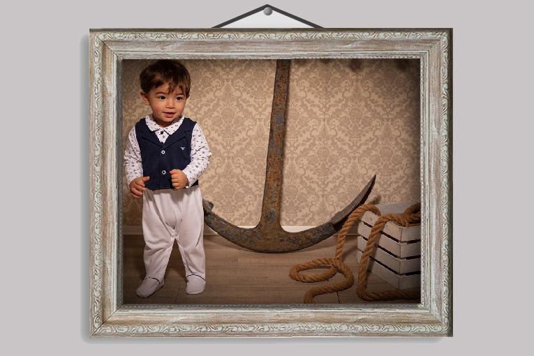 Emporio Armani Baby Jungen Kleidung