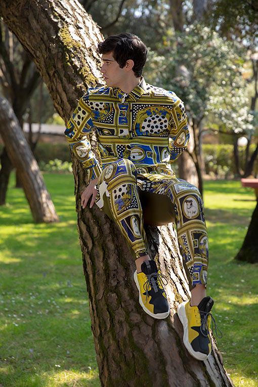 Designer Mode Kleidung Online Shop, Herrenbekleidung der ...