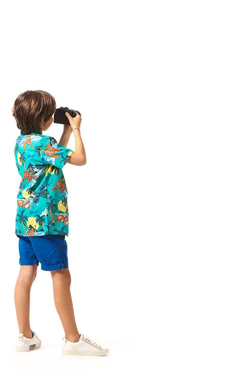 Kinderhemden für Jungen