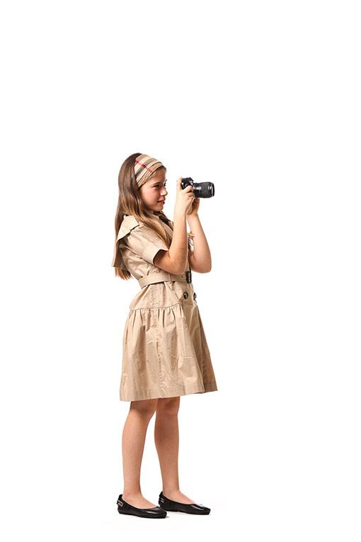 Burberry Girls Clothing