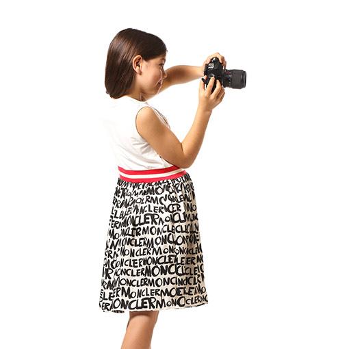 Moncler Girls Clothing