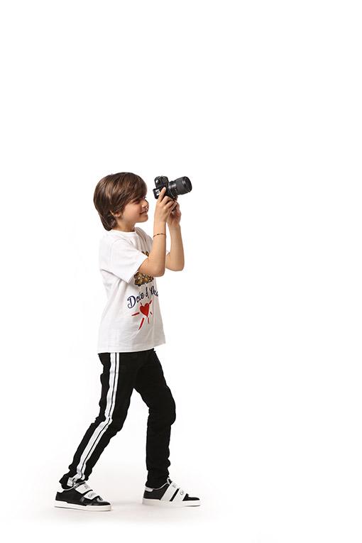 Dolce & Gabbana Kids Clothing for Boys