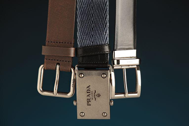 Prada Mens Belts