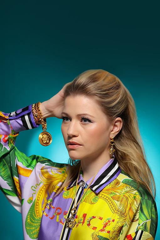 Versace Womens Jewelry