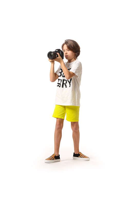 Ropa Infantiles Burberry para Niños