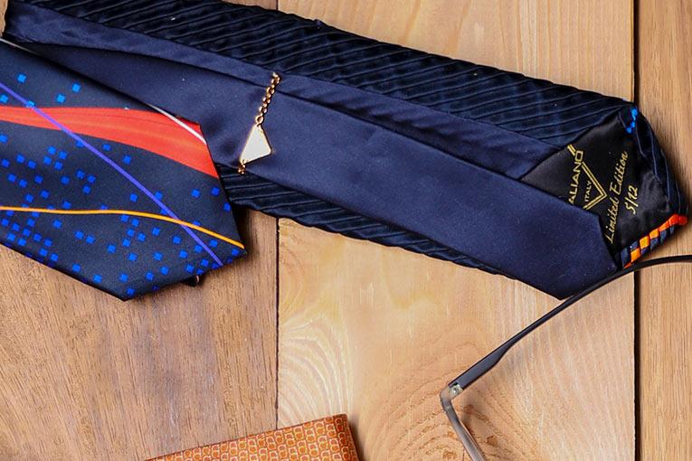 Cravates Vitaliano Pancaldi