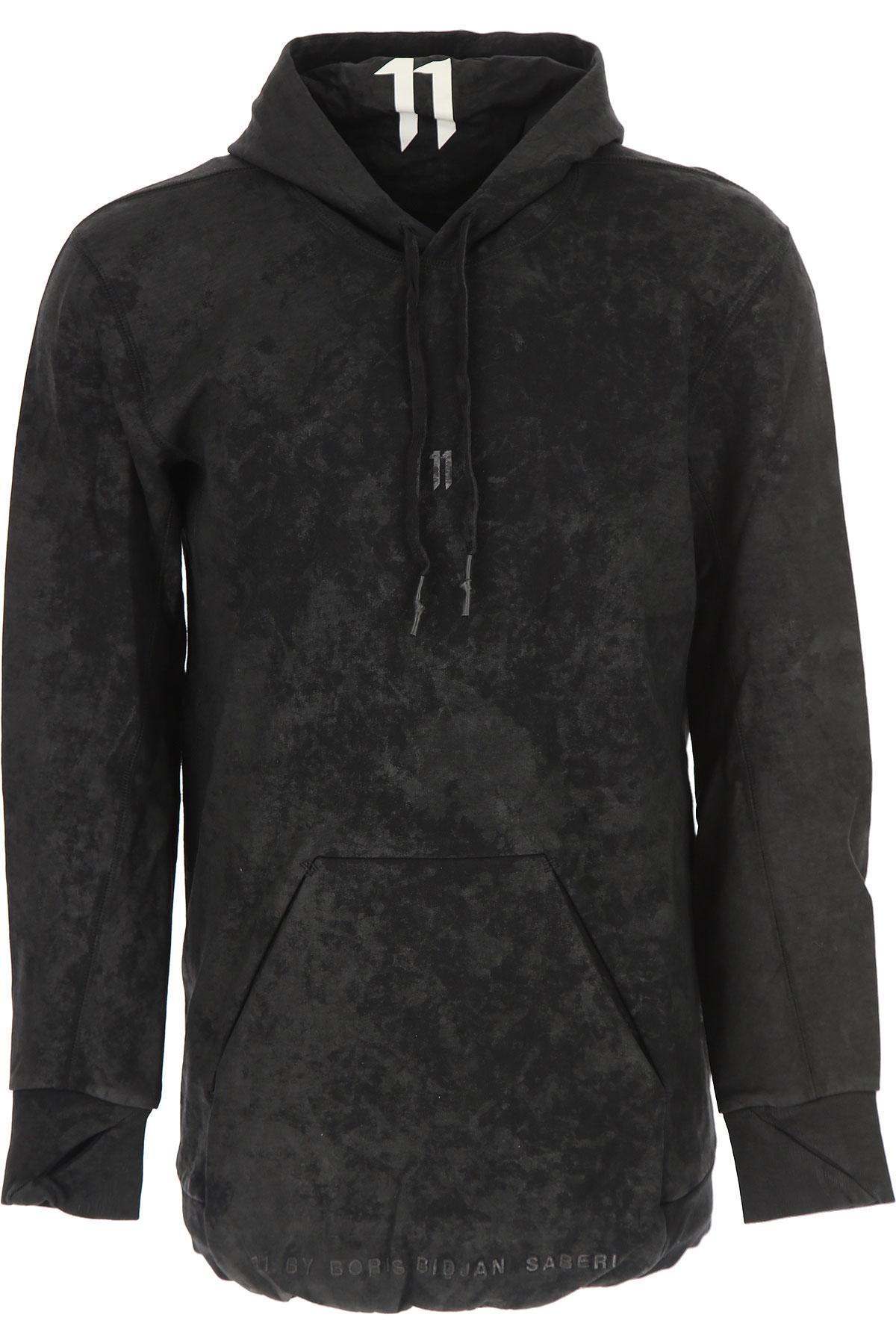Image of 032c Sweatshirt for Men, Black, Cotton, 2017, L M S XL
