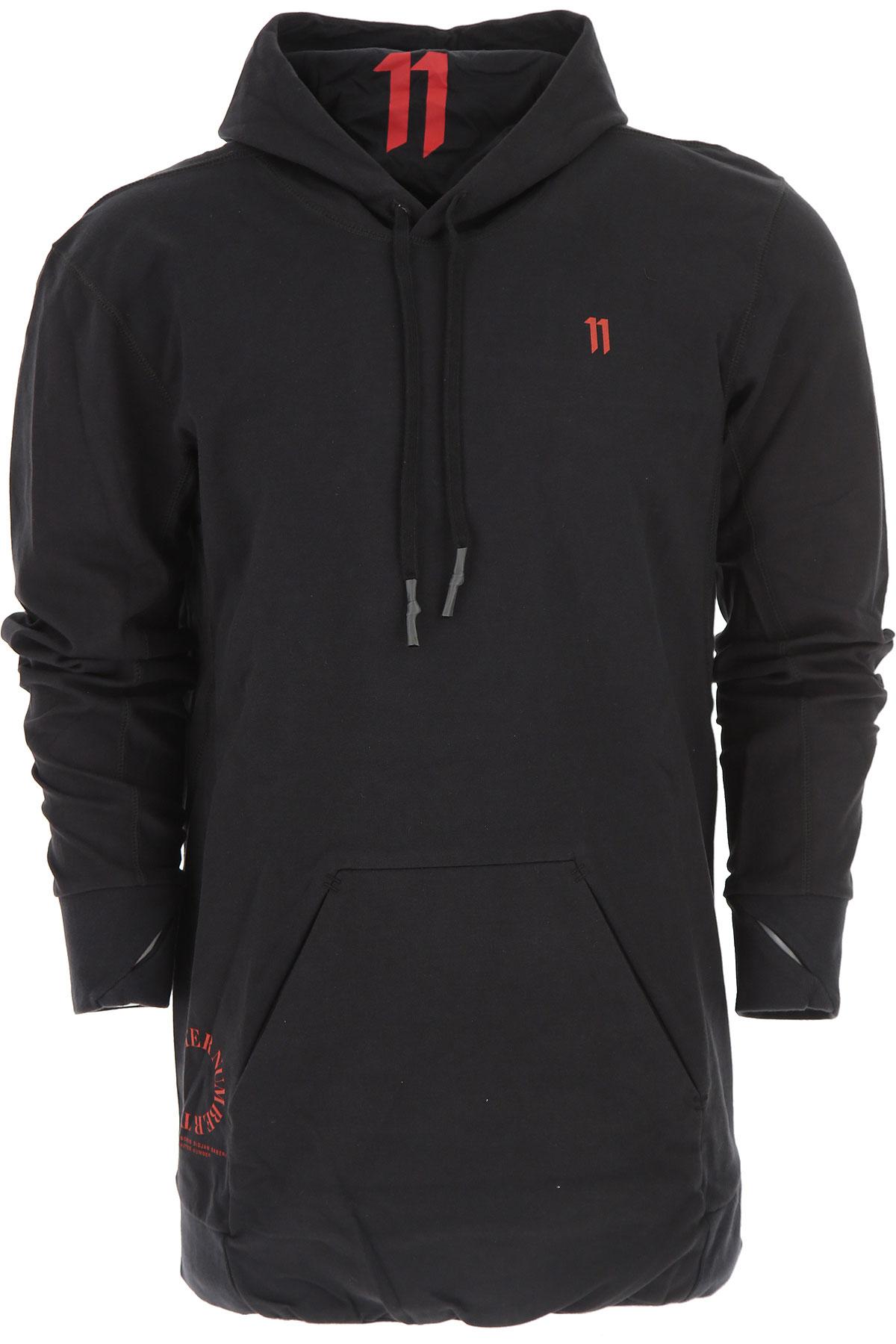 Image of 032c Sweatshirt for Men, Black, Cotton, 2017, L M XL
