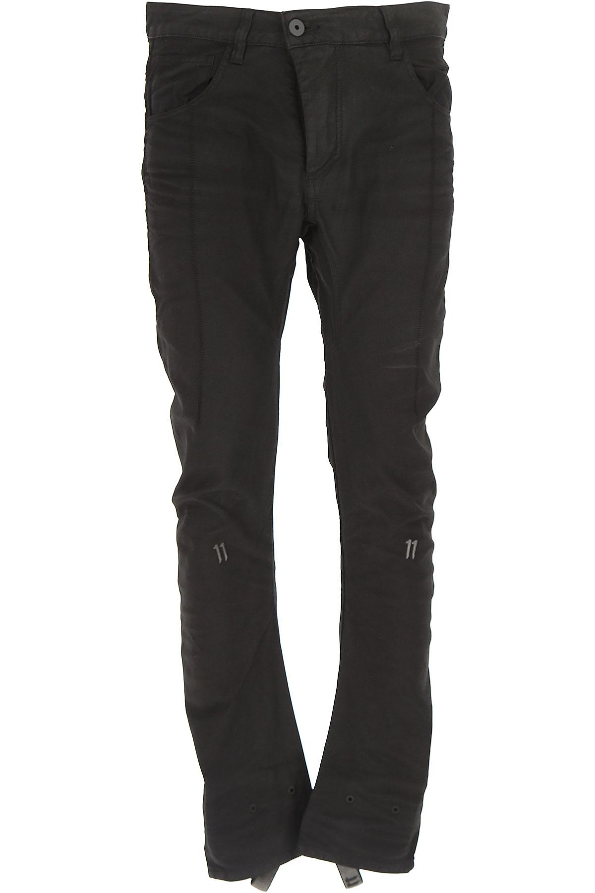 Image of 032c Jeans, Black, Cotton, 2017, L M