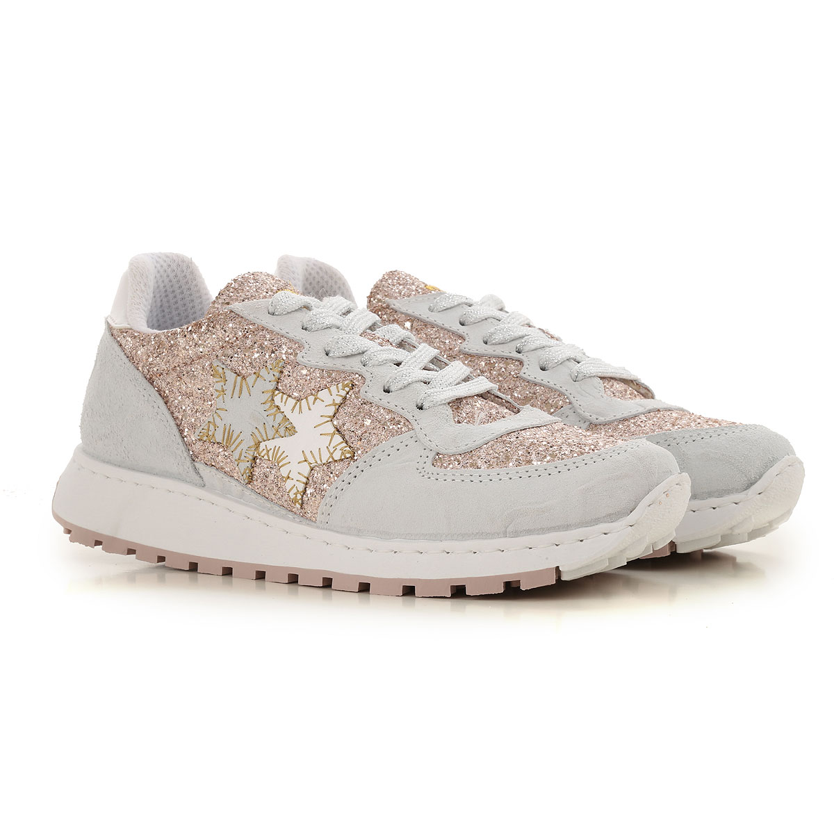 Image of 2Star Sneakers for Women, Ice, suede, 2017, 10 11 6 7 8 9