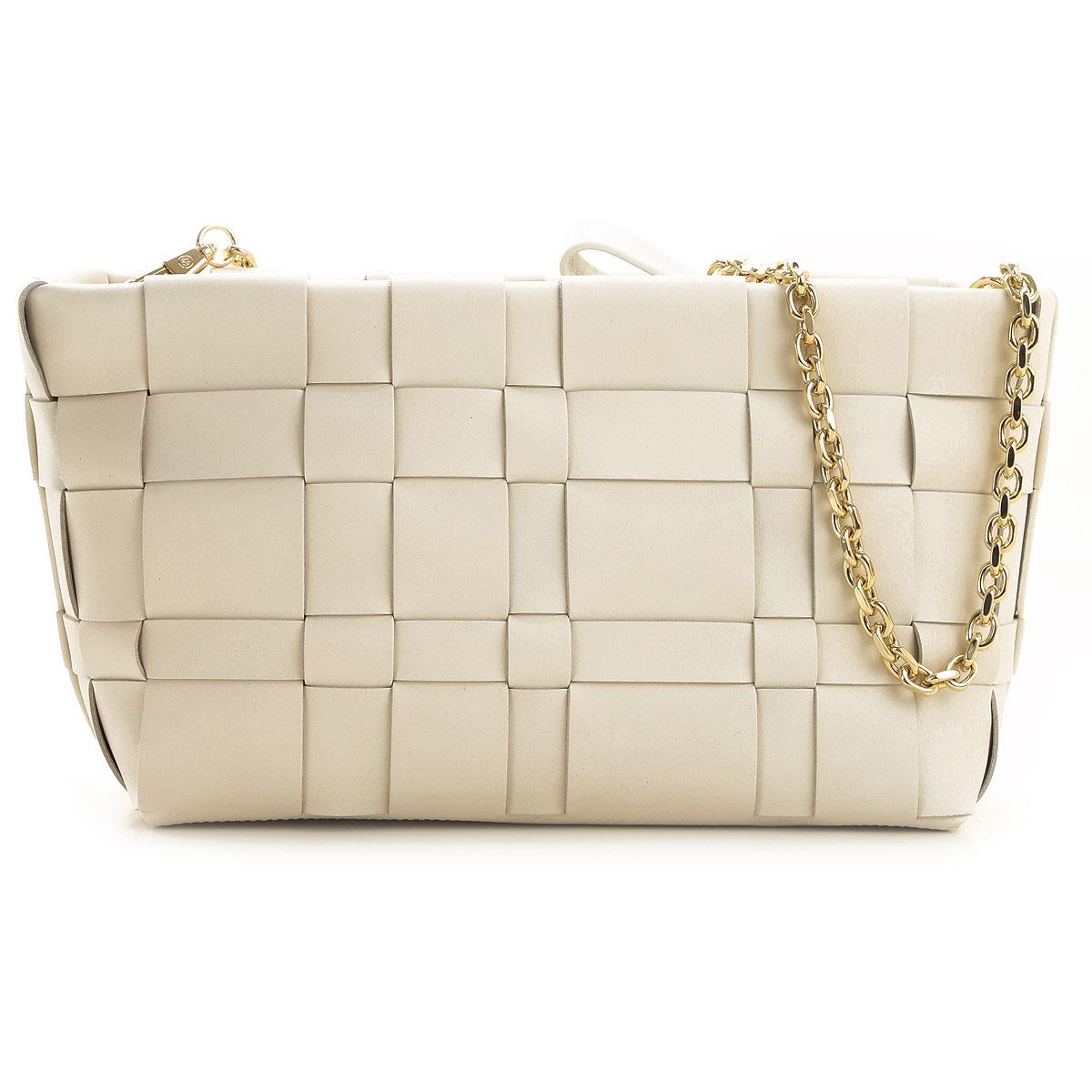 3.1 PHILLIP LIM Shoulder Bag for Women On Sale, White, Leather, 2019