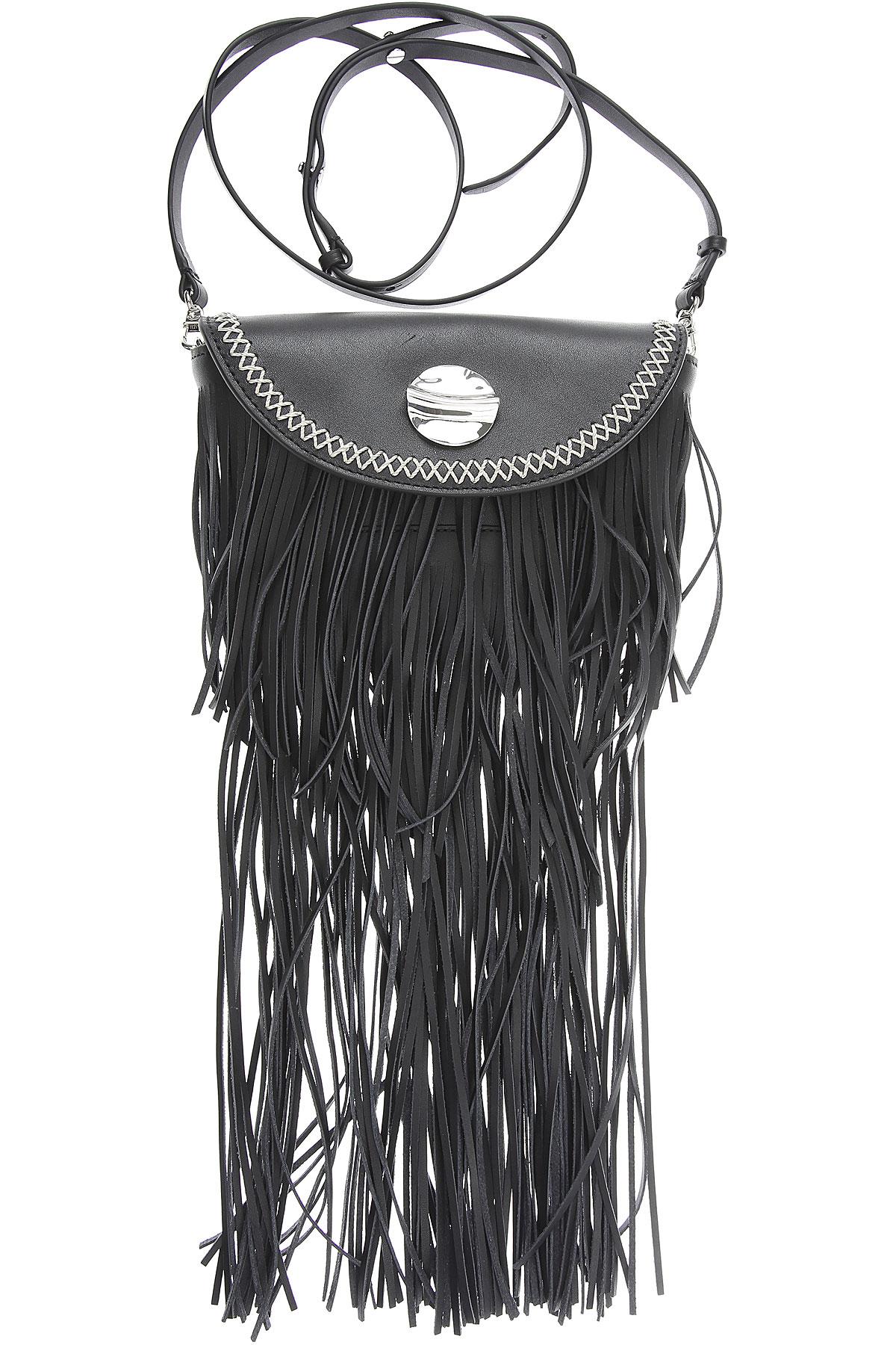3.1 PHILLIP LIM Shoulder Bag for Women On Sale, Black, Leather, 2019