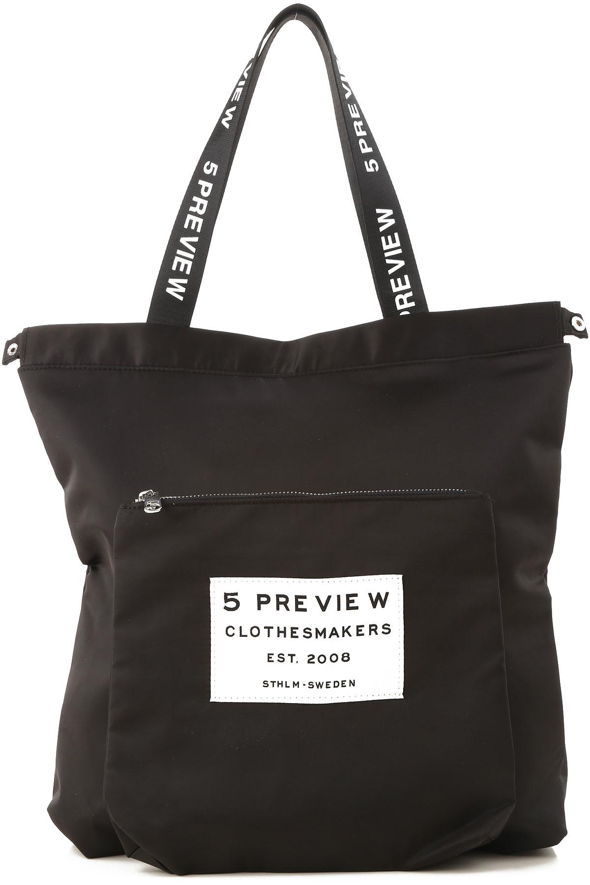 Image of 5 Preview Shoulder Bag for Women, Black, polyester, 2017