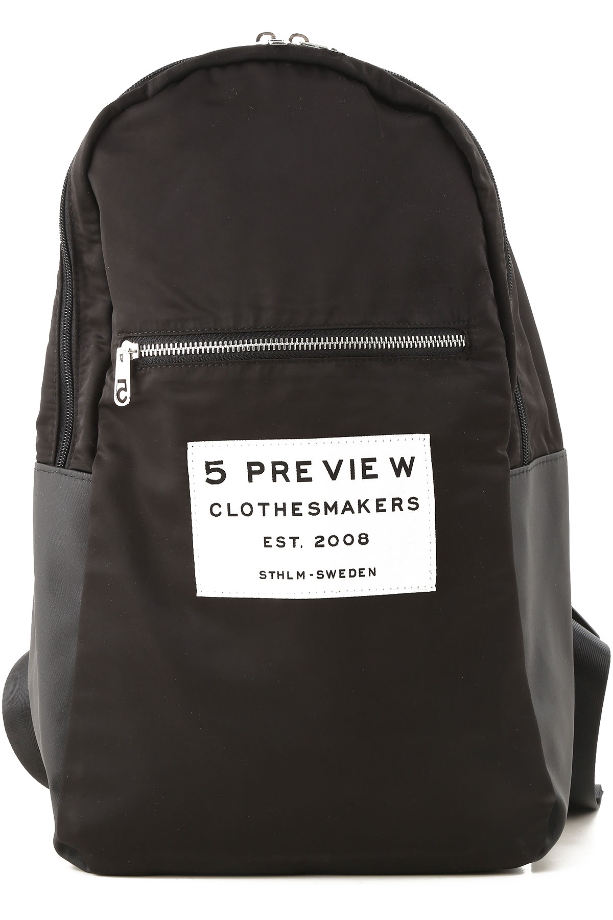 Image of 5 Preview Backpack for Women, Black, polyester, 2017