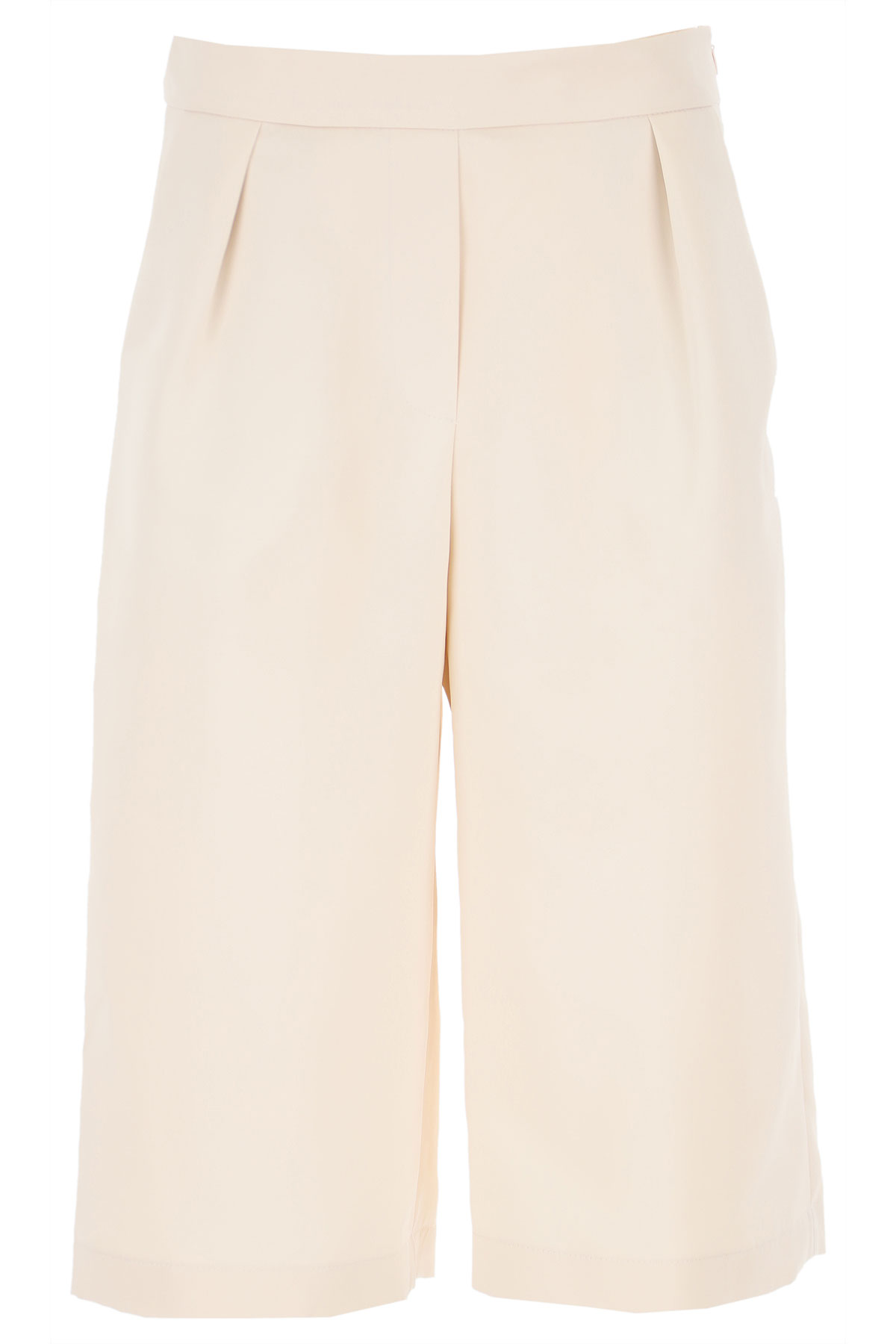 8 PM Pants for Women On Sale, Pearl White, polyestere, 2019, 4 6