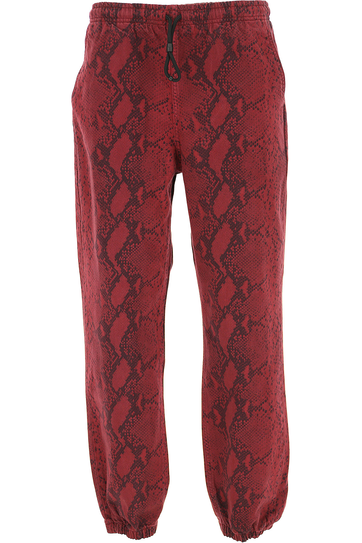 Alexander Wang Pants for Women On Sale, Red, Cotton, 2019, 4 6
