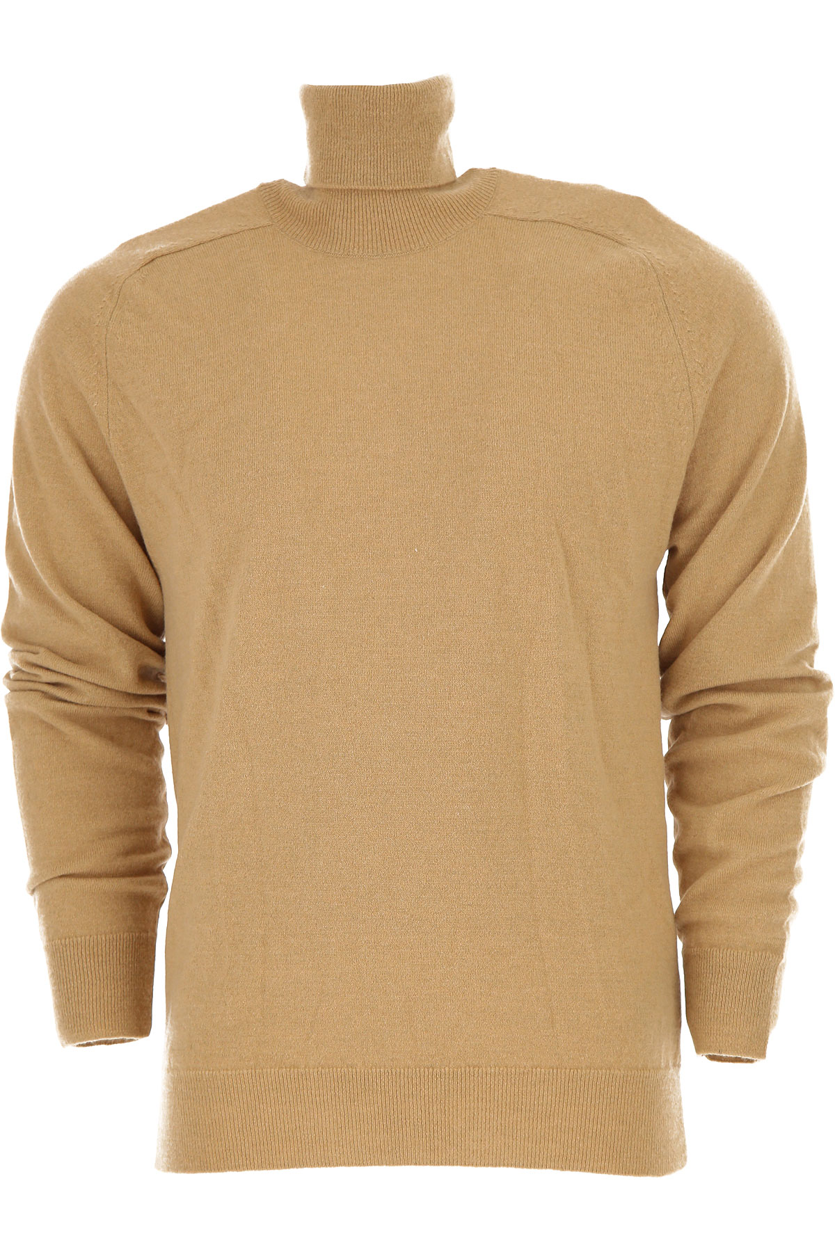 Image of Ami Sweater for Men Jumper, Beige, Extrafine Baby Merinos Wool, 2017, L M XL