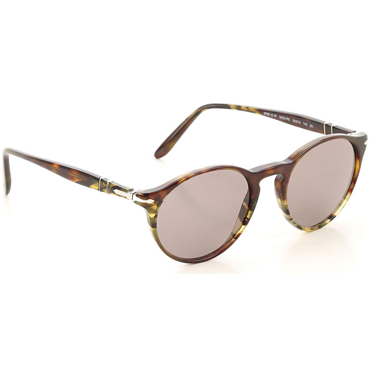 Persol Sunglasses On Sale, Green Havana, 2019