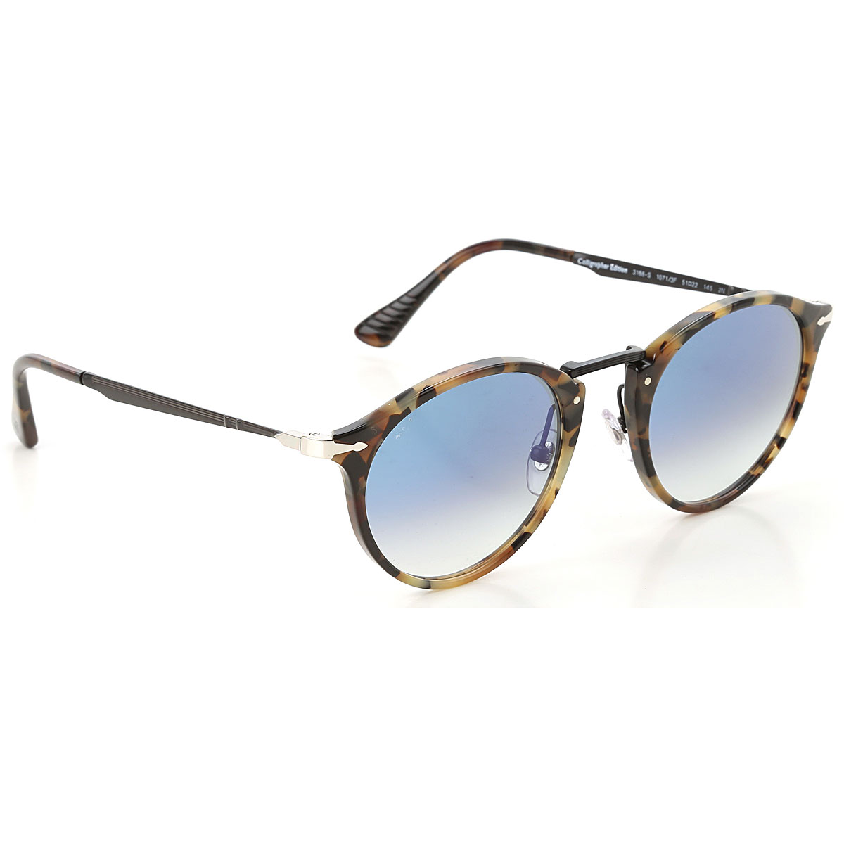 Image of Persol Sunglasses On Sale, Marble Brown, 2017