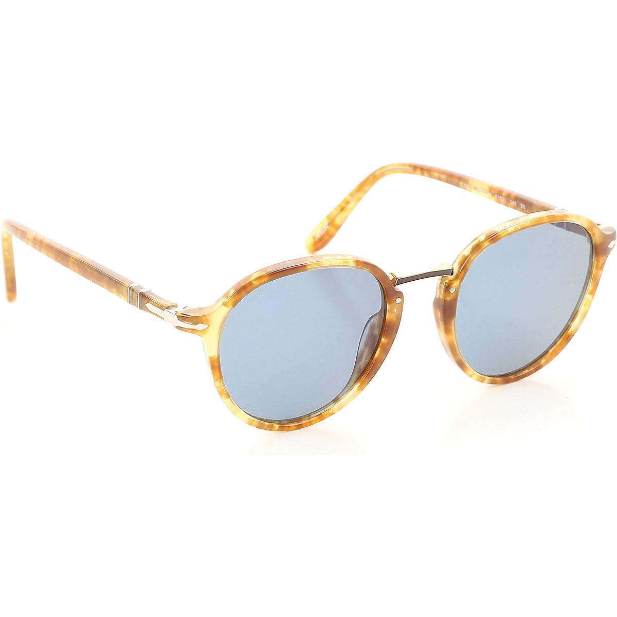 Image of Persol Sunglasses On Sale, Blonde Havana, 2017