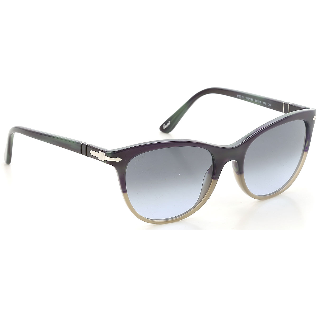 Persol Sunglasses On Sale, Shaded Blue, 2019