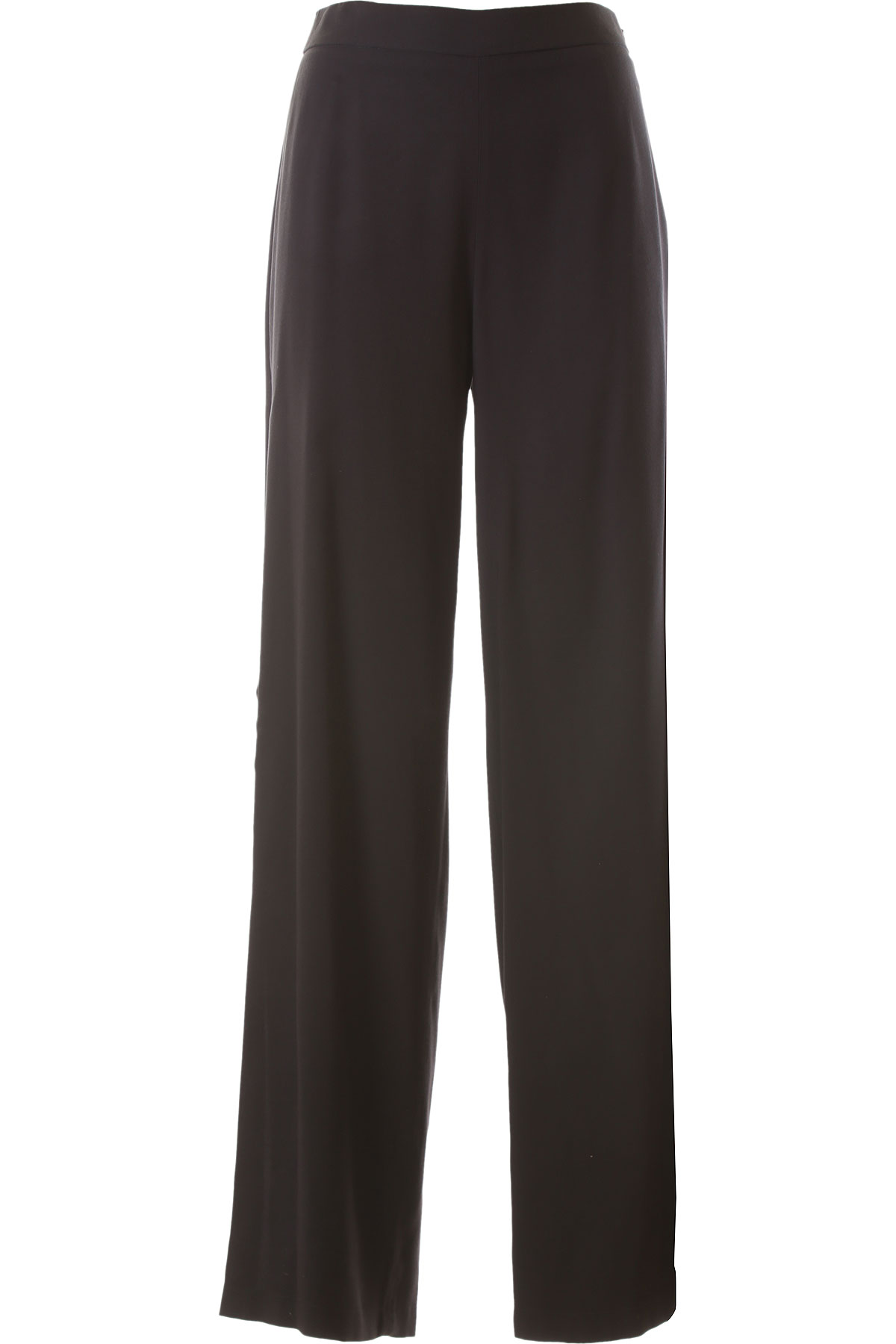 Federica Tosi Pants for Women On Sale, Black, viscosa, 2019, 4 8