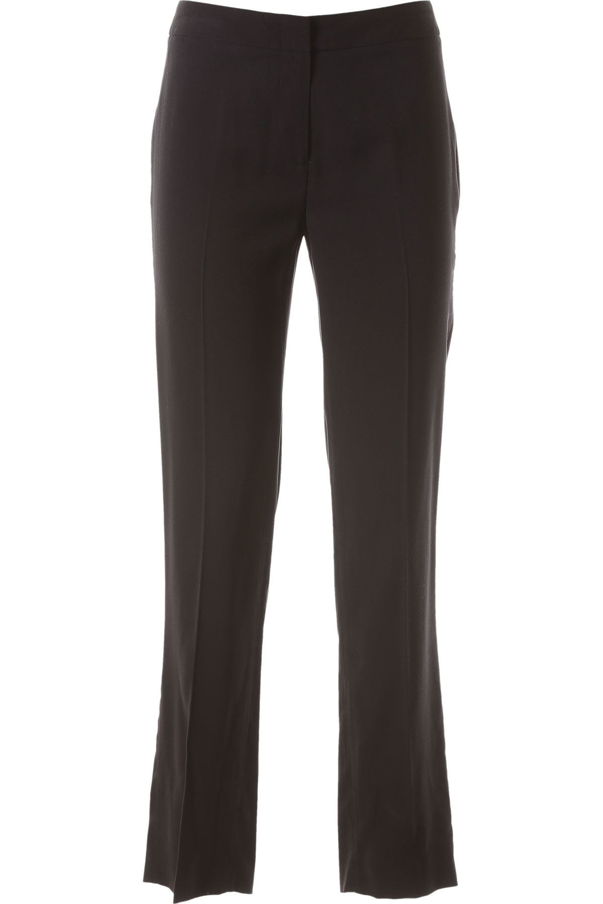 Federica Tosi Pants for Women On Sale, Black, viscosa, 2019, 26 4 8