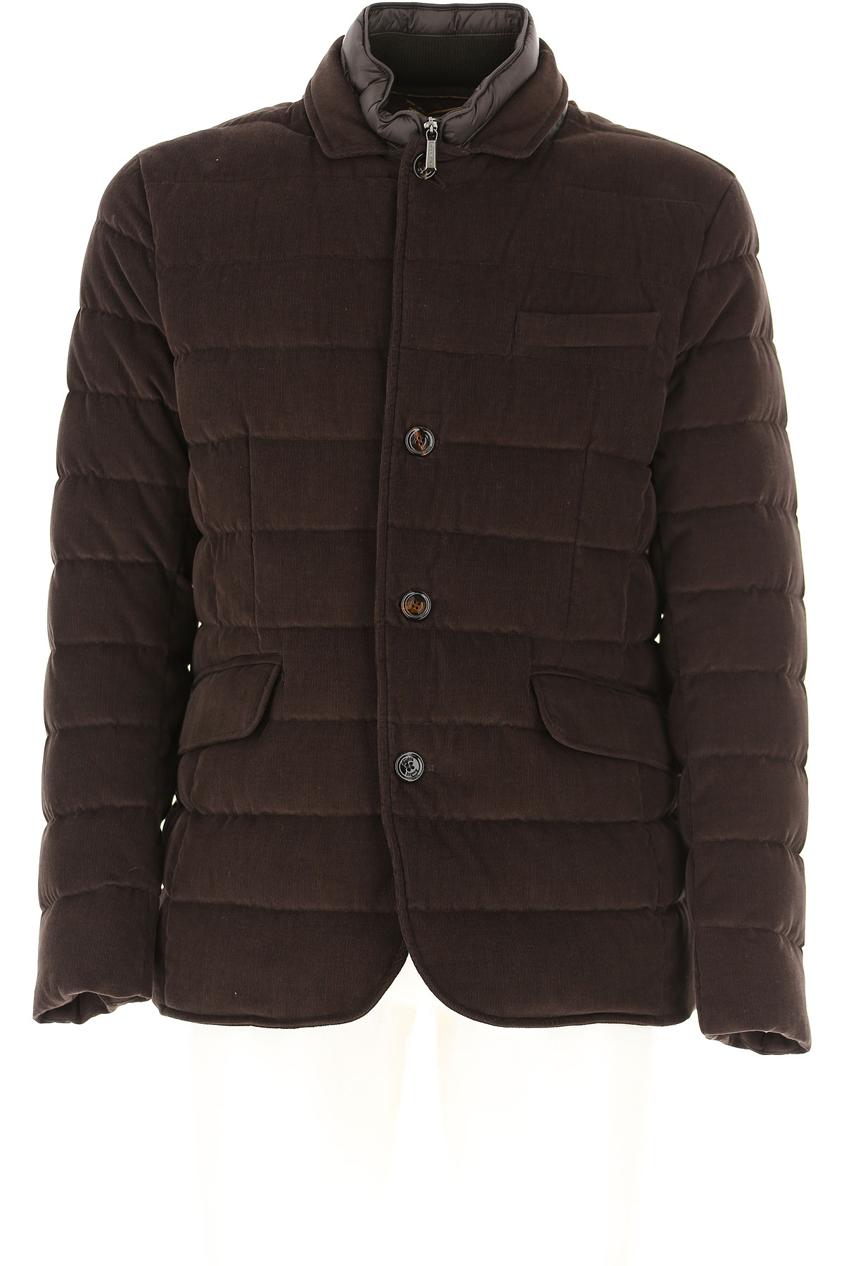 Moorer Down Jacket for Men, Puffer Ski Jacket On Sale, Moro, Cotton, 2019, L M XL