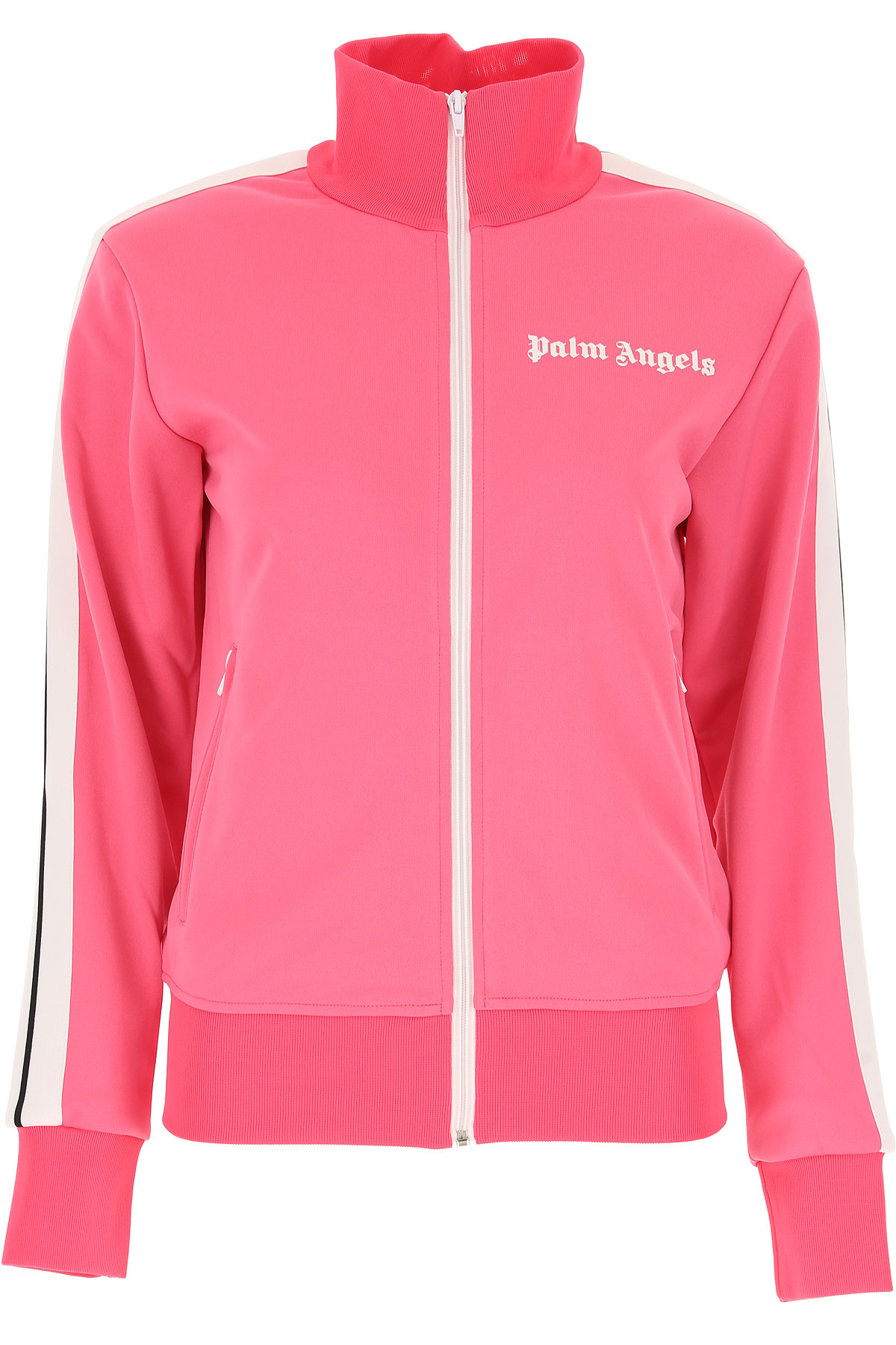 Image of Palm Angels Sweatshirt for Women, fuxia, polyester, 2017, S (IT 40) XS (IT 38)