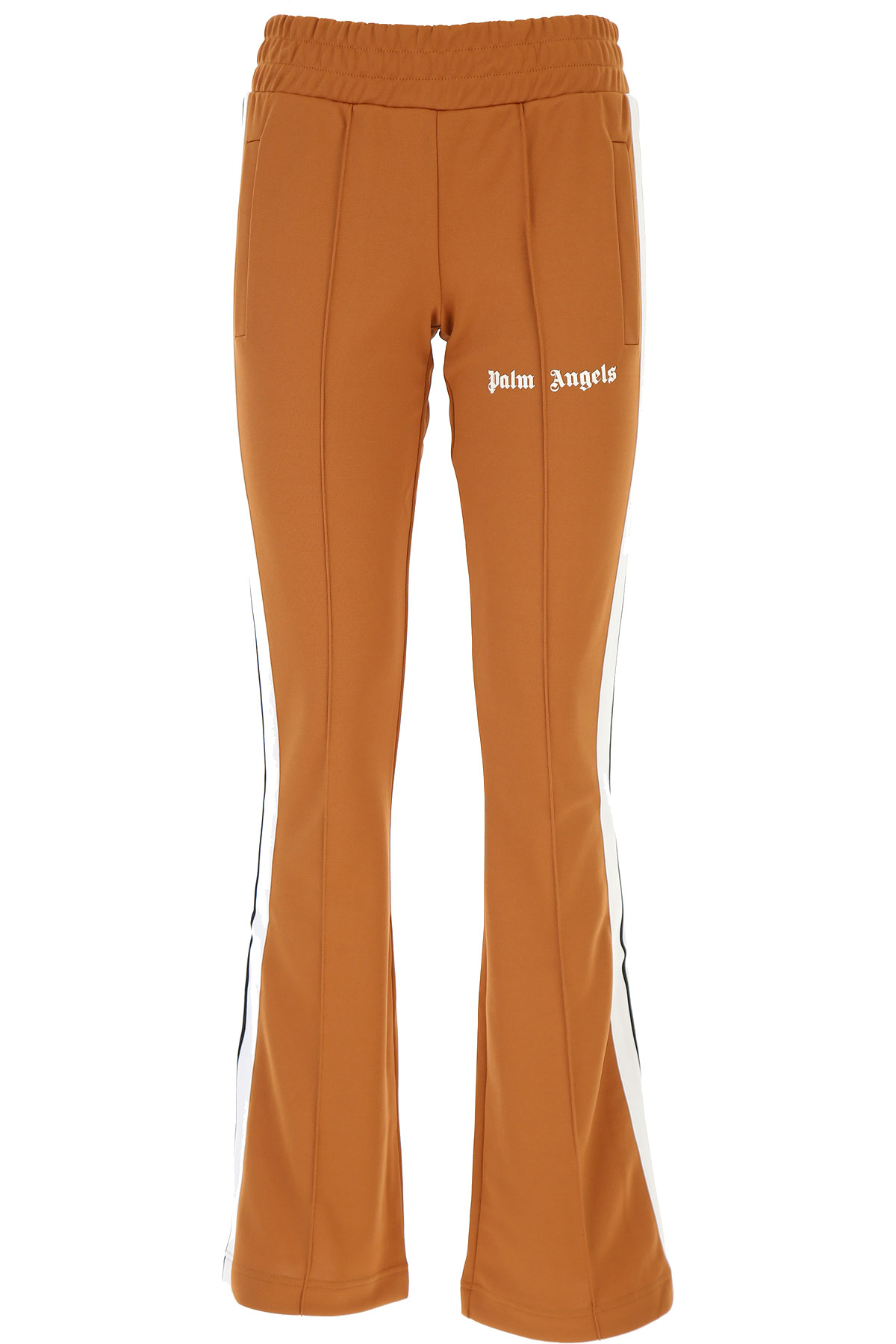 Palm Angels Sweatpants On Sale, Brown, polyester, 2019, 26 4