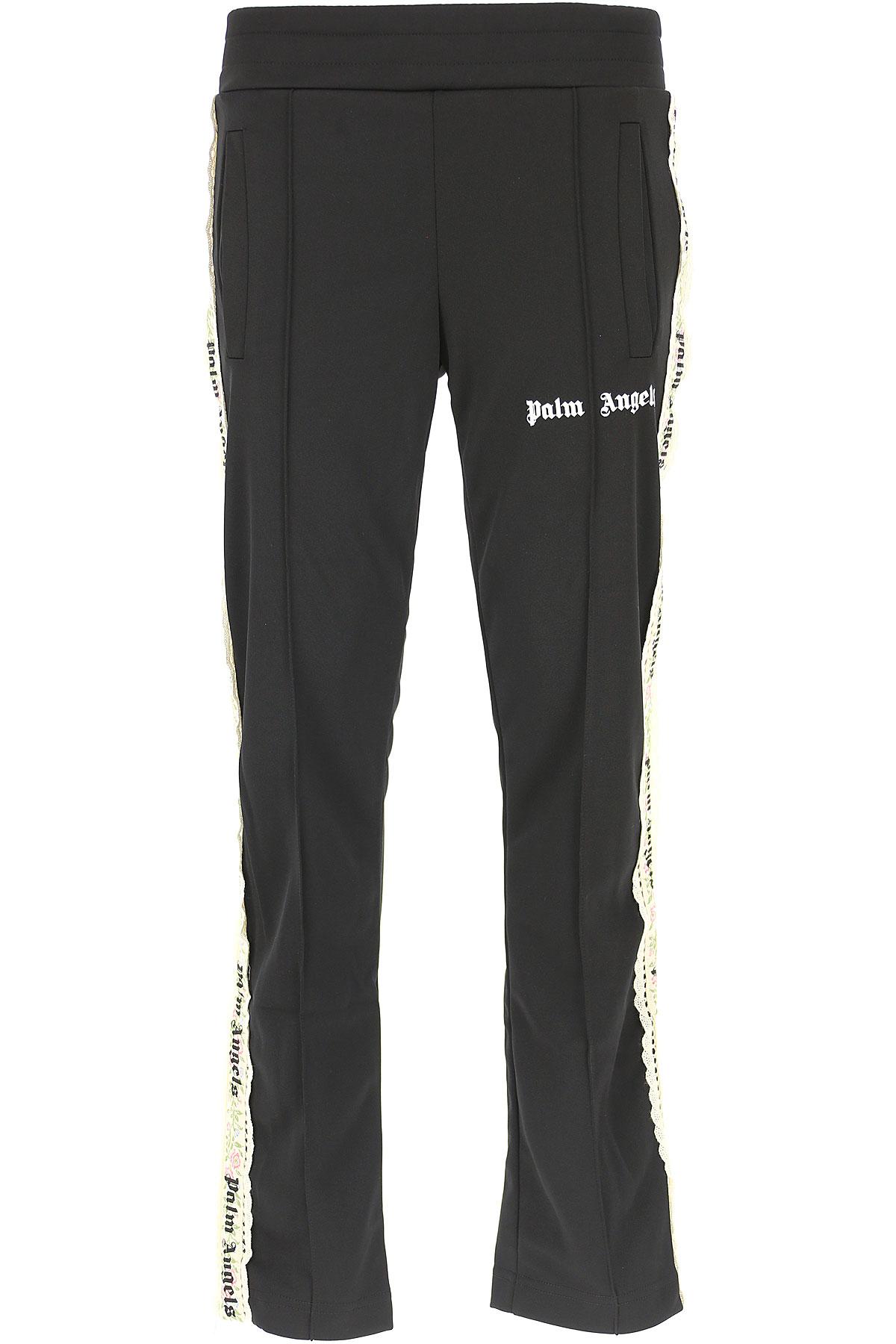 Image of Palm Angels Sweatshirt for Women, Black, polyester, 2017, S (IT 40) M (IT 42 ) L (IT 44 ) XL (IT 46) XS (IT 38)