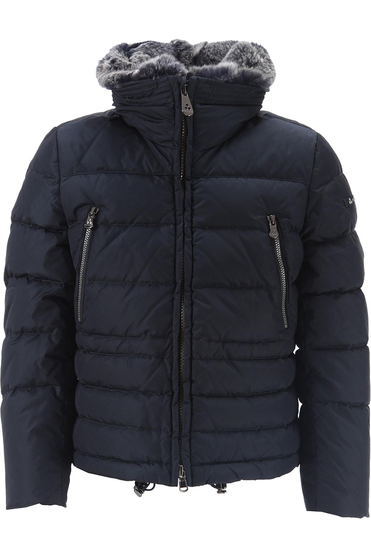 Image of Peuterey Boys Down Jacket for Kids, Puffer Ski Jacket On Sale in Outlet, Blue, polyamide, 2017