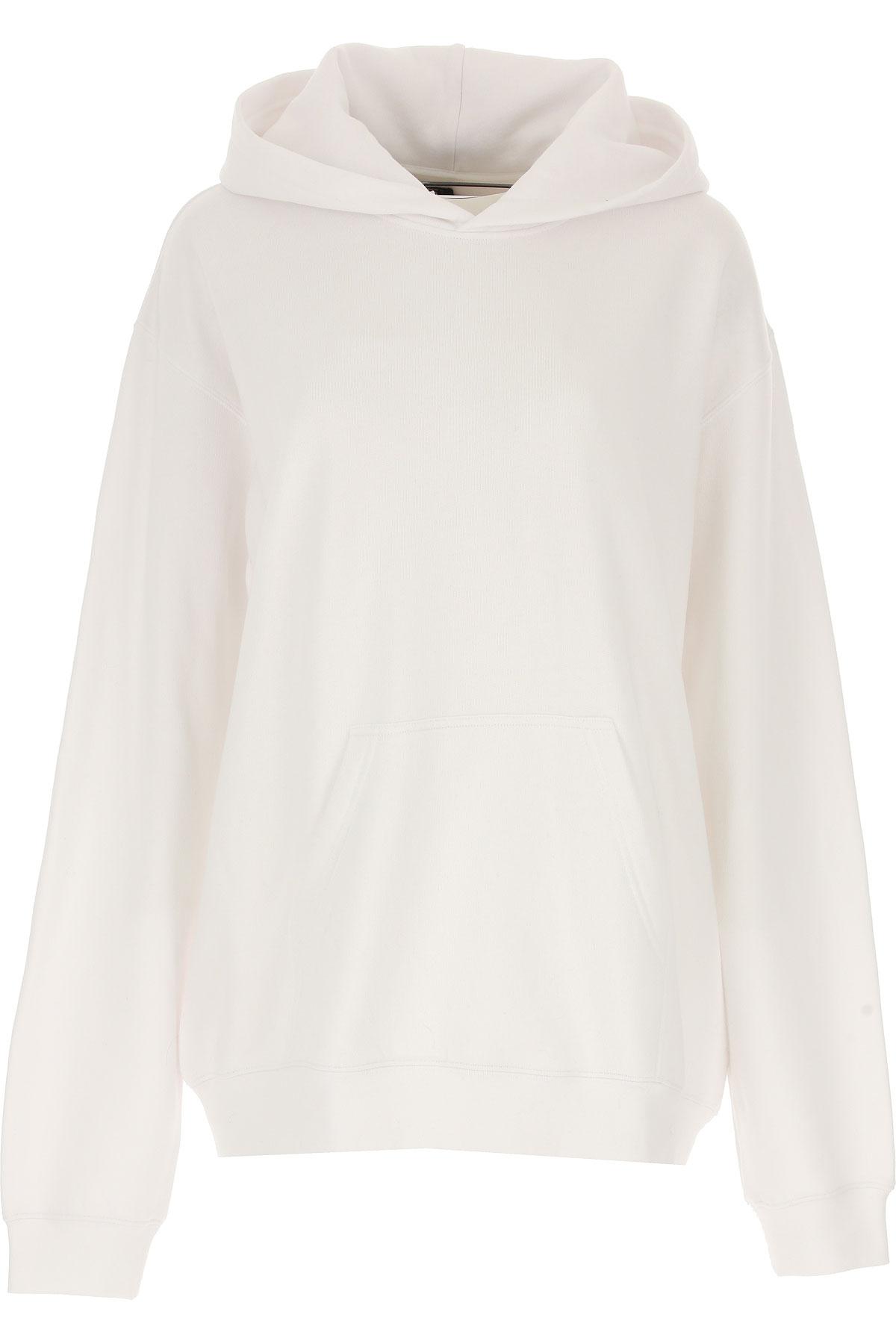 Image of RtA Sweatshirt for Women, White, Cotton, 2017, 2 4 6 8