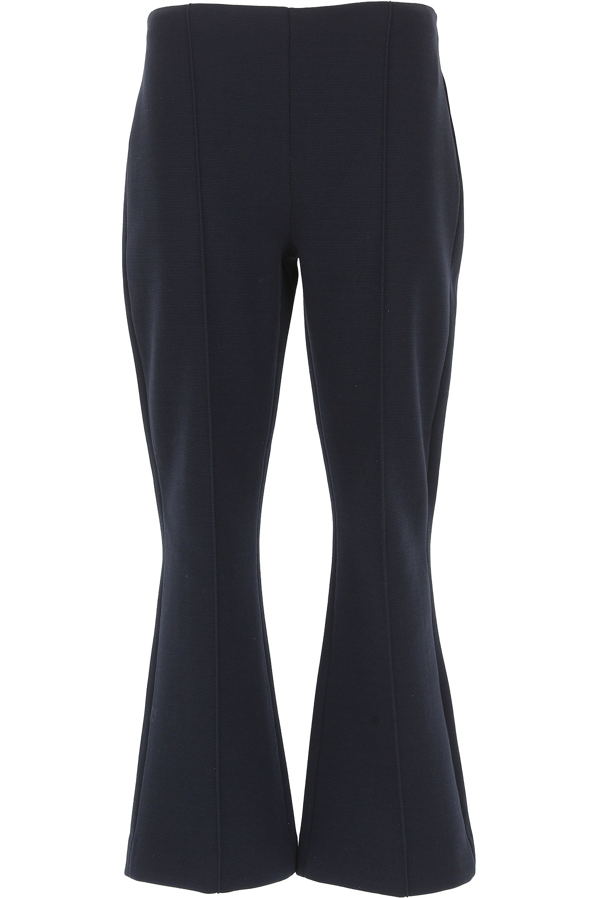 Image of Sonia Rykiel Pants for Women, Midnight, Virgin wool, 2017, 10 6 8