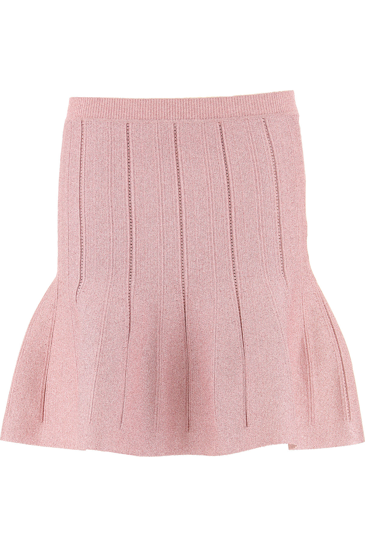 Image of Alberta Ferretti Skirt for Women, Pink, polyamide, 2017, 26 28