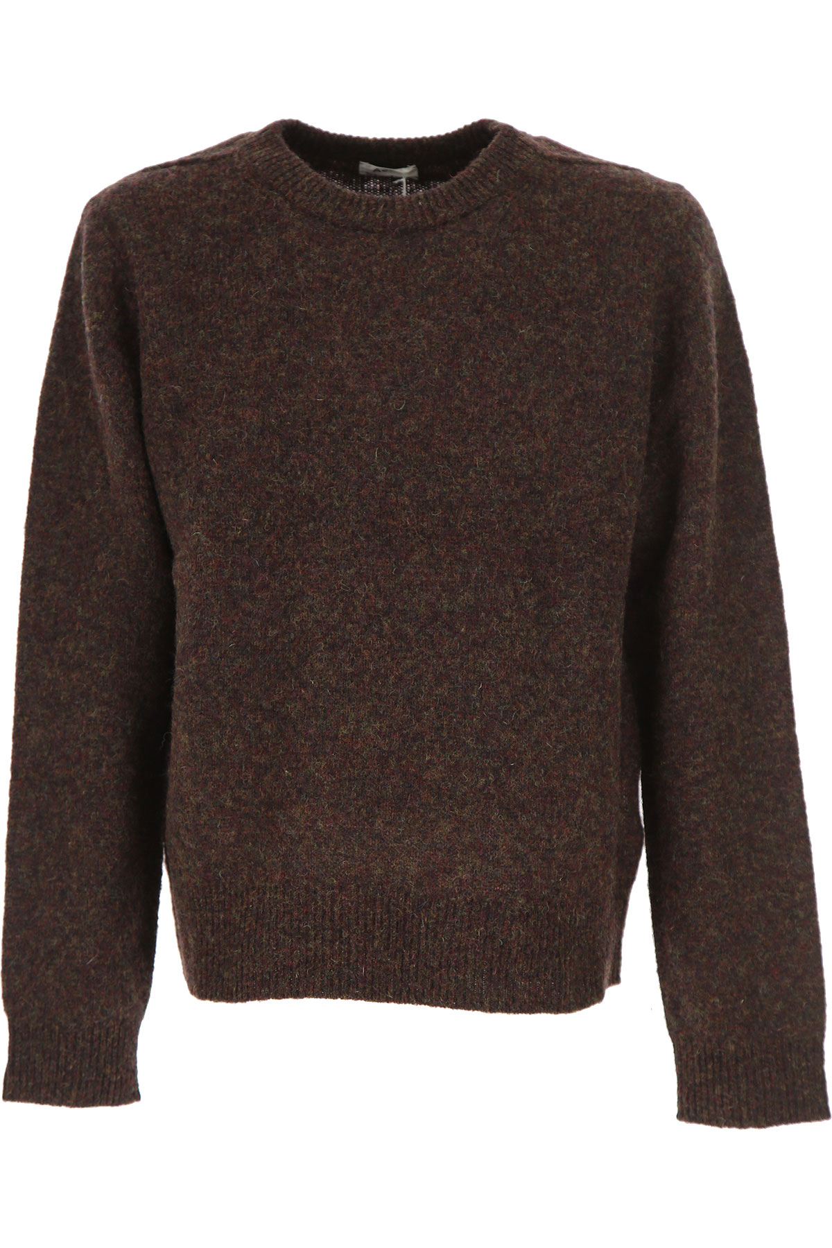 Image of Acne Studios Sweater for Men Jumper, Brown, Wool, 2017, M S XL