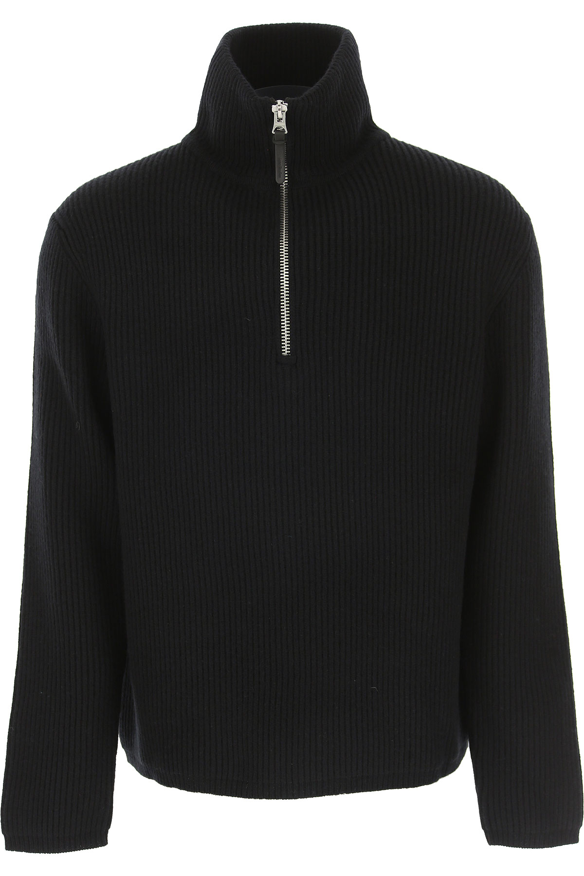 Image of Acne Studios Sweater for Men Jumper, Black, Wool, 2017, L M S