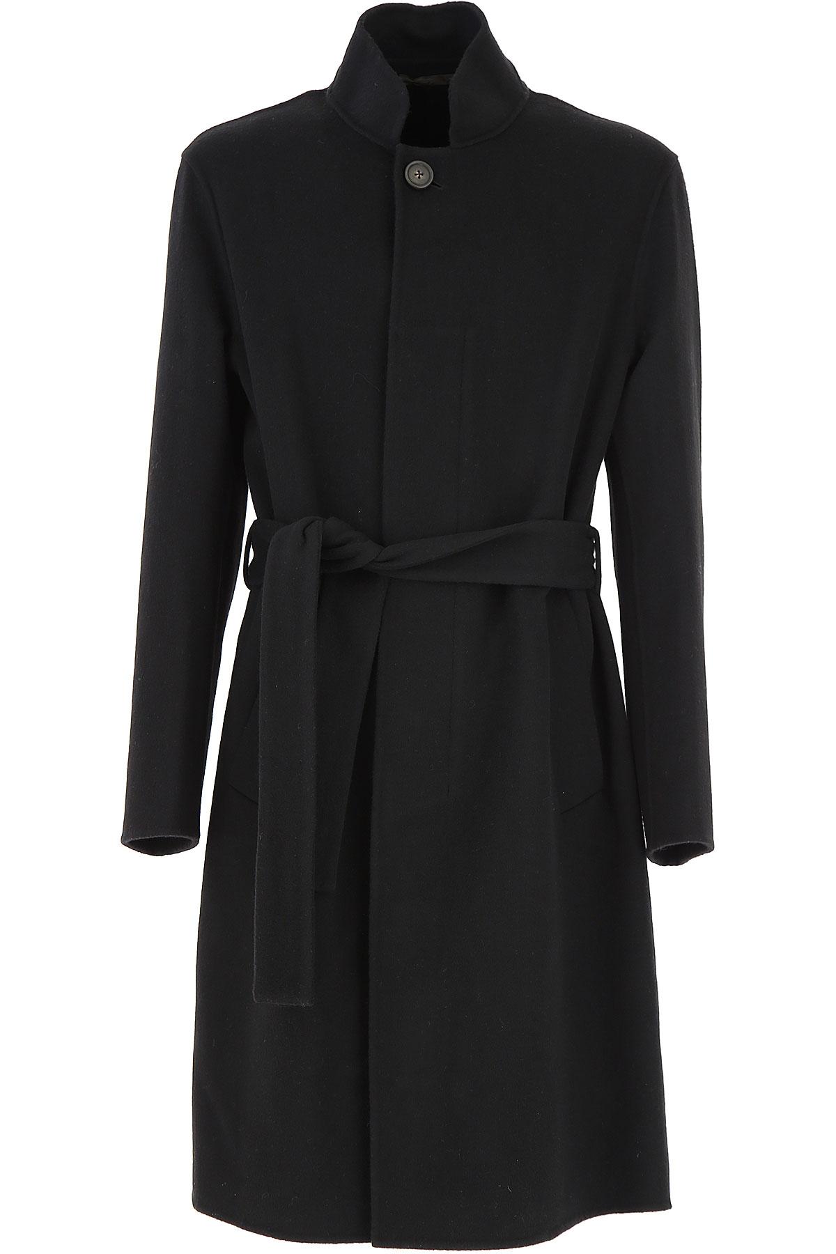Image of Acne Studios Men\'s Coat, Black, Wool, 2017, L S XL