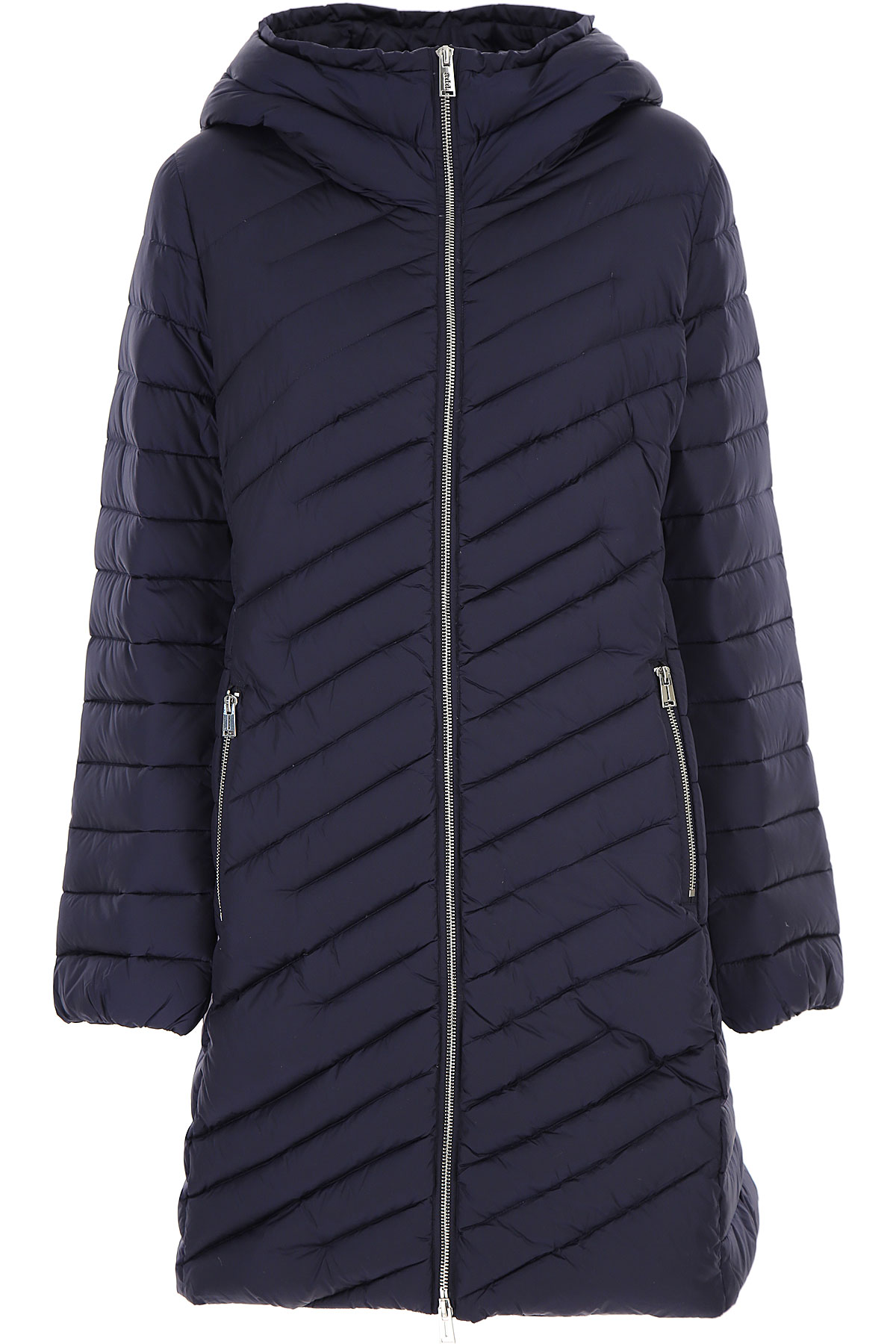 ADD Jacket for Women, Midnight Blue, polyamide, 2019, 10 12 6 8