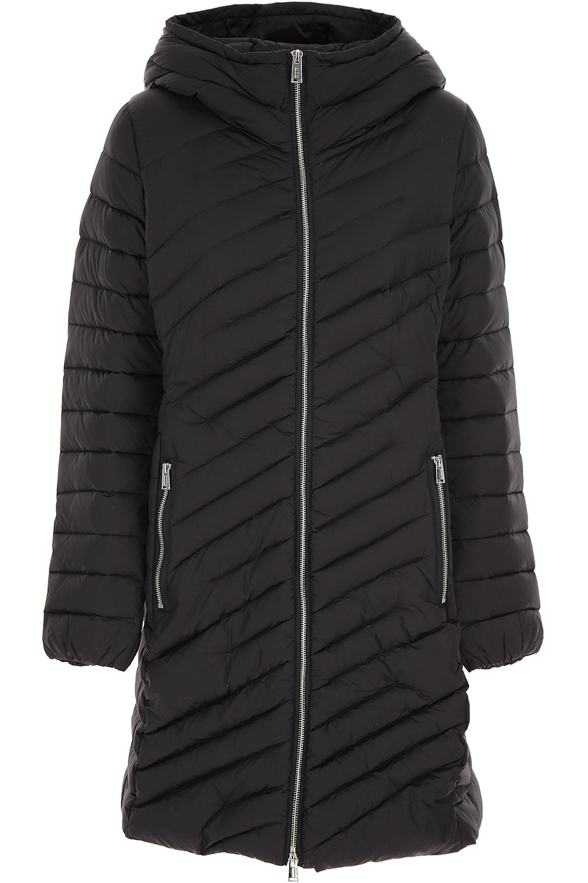 ADD Jacket for Women, Black, polyamide, 2019, 10 12 6 8