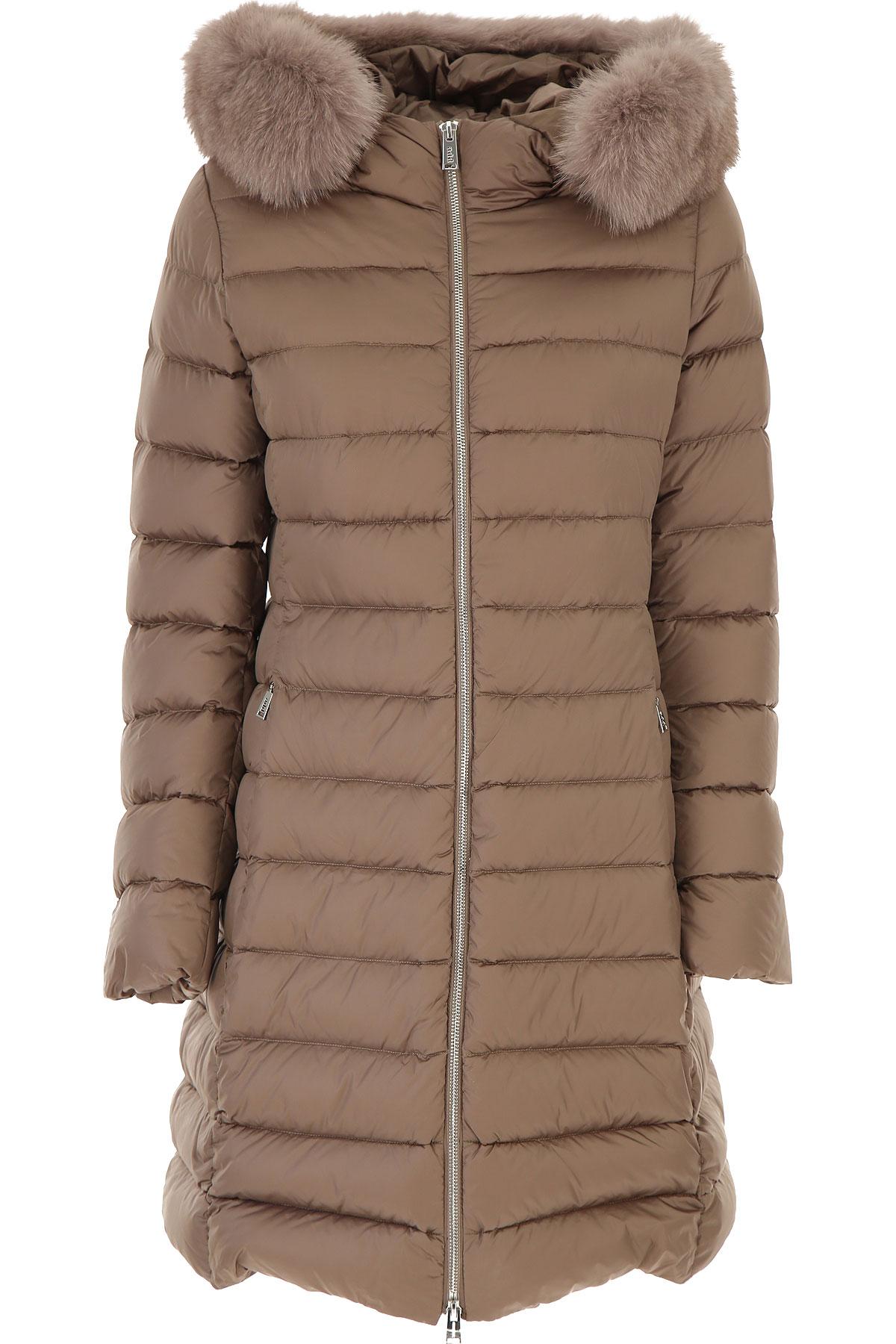 ADD Down Jacket for Women, Puffer Ski Jacket, Castor, Down, 2019, 6 8