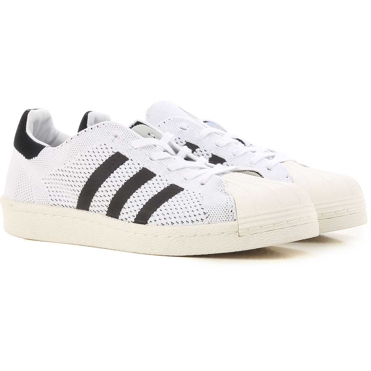 Image of Adidas Mens Shoes On Sale in Outlet, White, Fabric, 2017, US 11.5 - UK 11 - EU 45.5 US 6.5 - UK 6 - EU 39