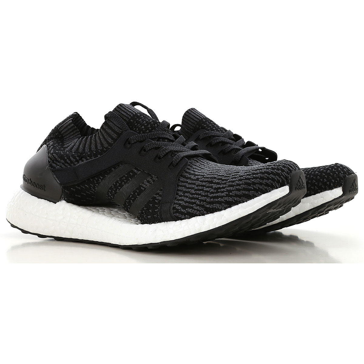 Adidas Sneakers for Men On Sale, Ultra Boost, Anthracite Grey, Fabric, 2017, 7 7 7.5 8 9
