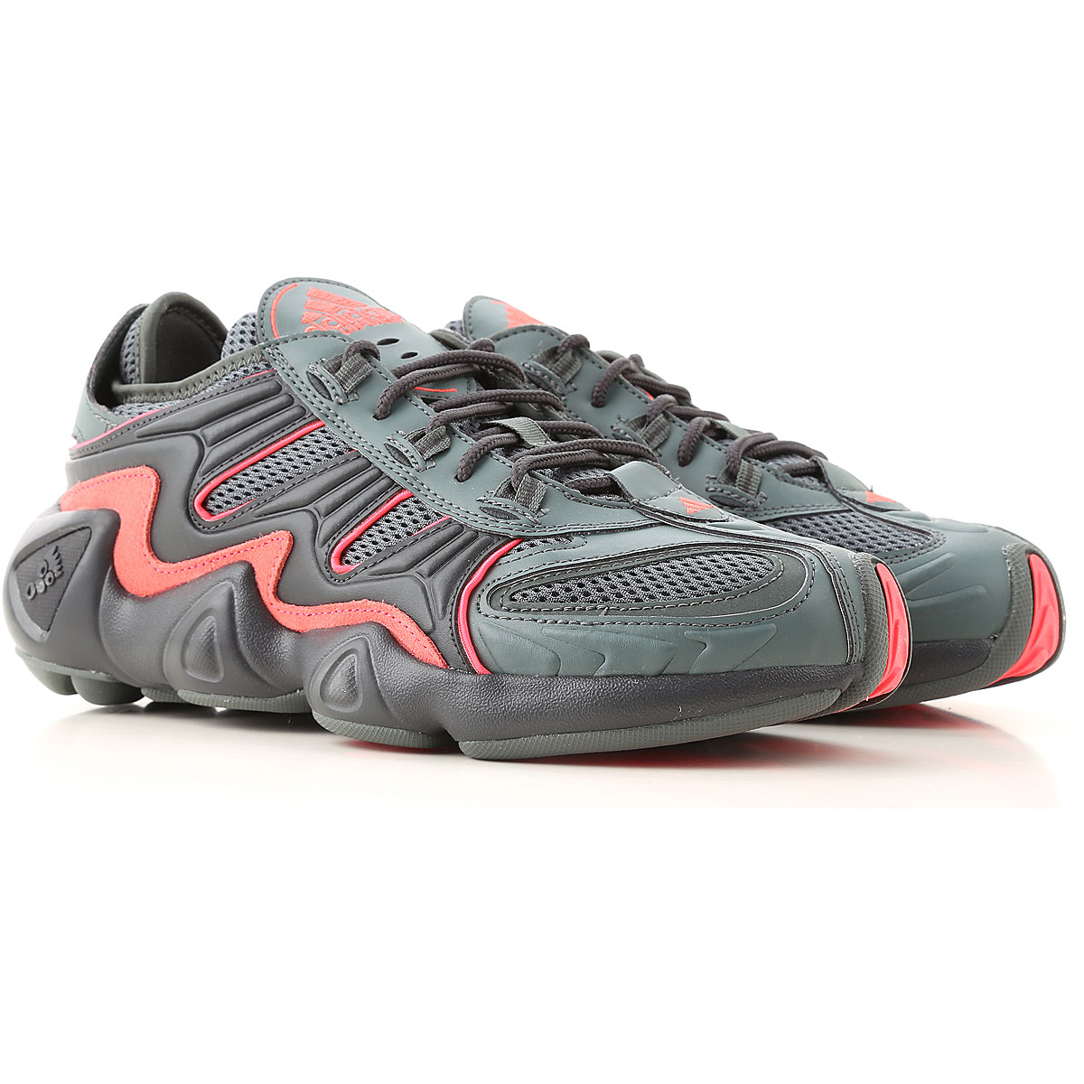 Adidas Sneakers for Men On Sale in Outlet, Carbon Black, Leather, 2019, 7